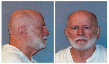 "James ""Whitey"" Bulger killed or arranged the murder of nearly 20 people between 1973 and 1985, according to feder"