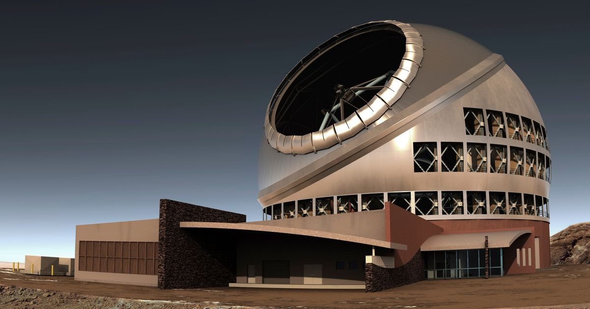 Hawaii's Supreme Court Approves Giant Telescope On Sacred Mountain thumbnail