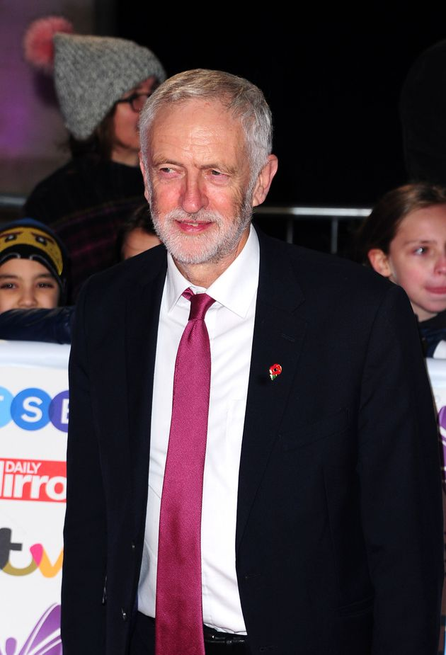 Gemma Collins Compares 'Magical' Jeremy Corbyn Encounter To 'When Harry Met