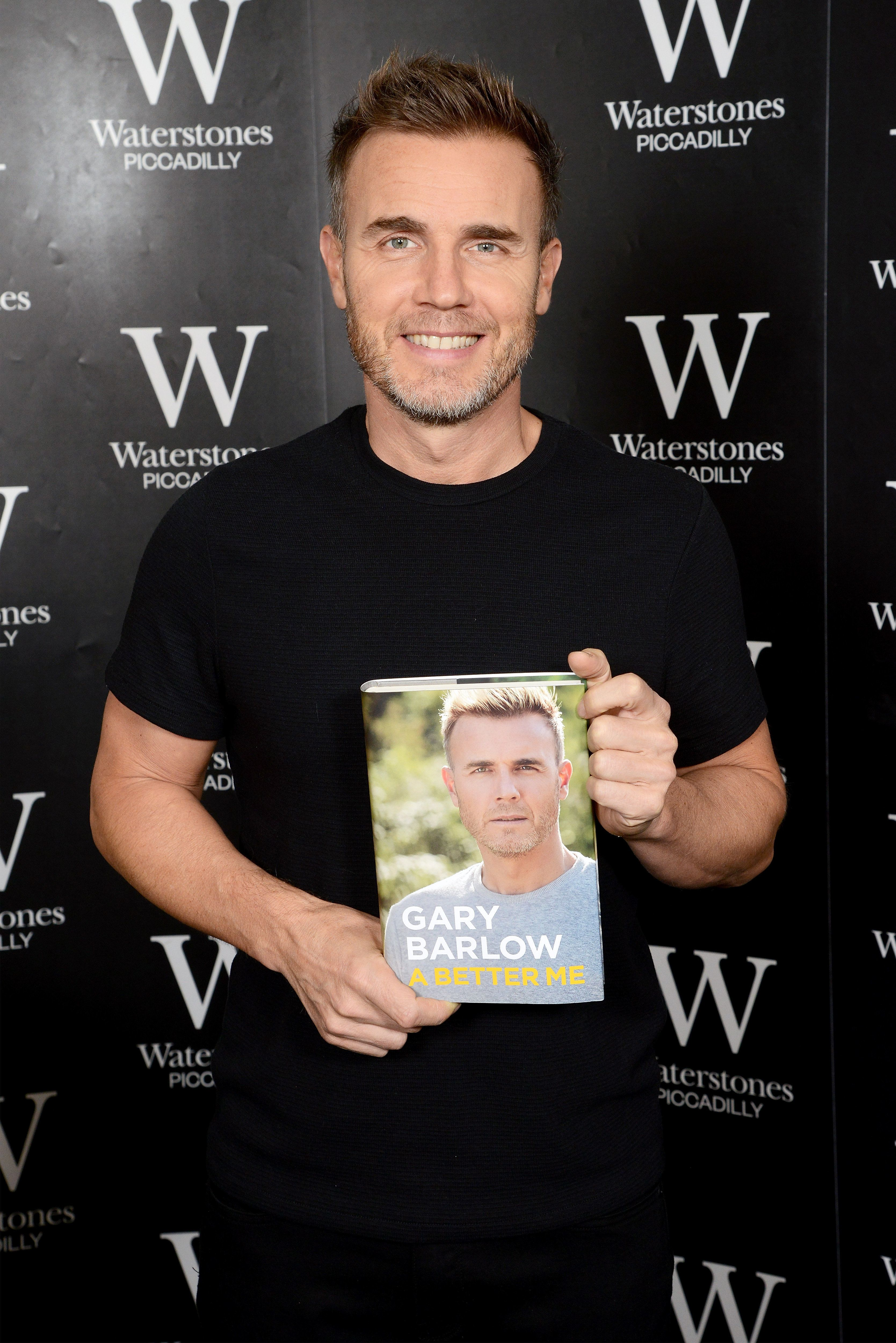 Gary Barlow Says He Was Warned 'X Factor' Bosses Would 'Throw Him Under The