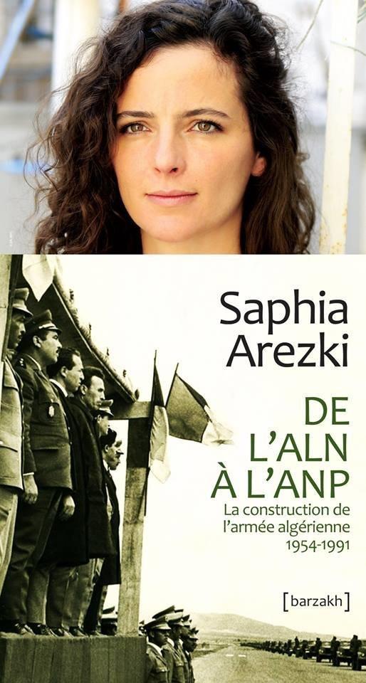 Saphia Arezki raconte l'armée algérienne comme on ne l'a jamais fait: un livre-évènement chez