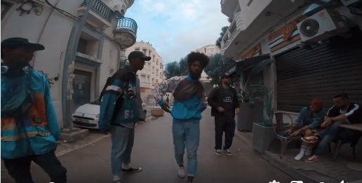 Ce freestyle en plein Tunis vous mettra de bonne