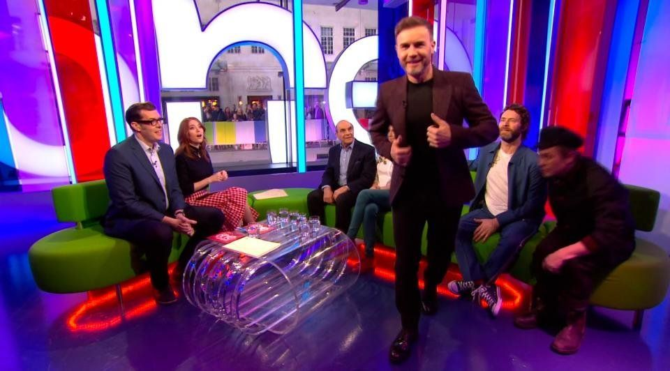 Gary Barlow Reveals Prescription Drugs Caused His Sudden 'One Show' Walk