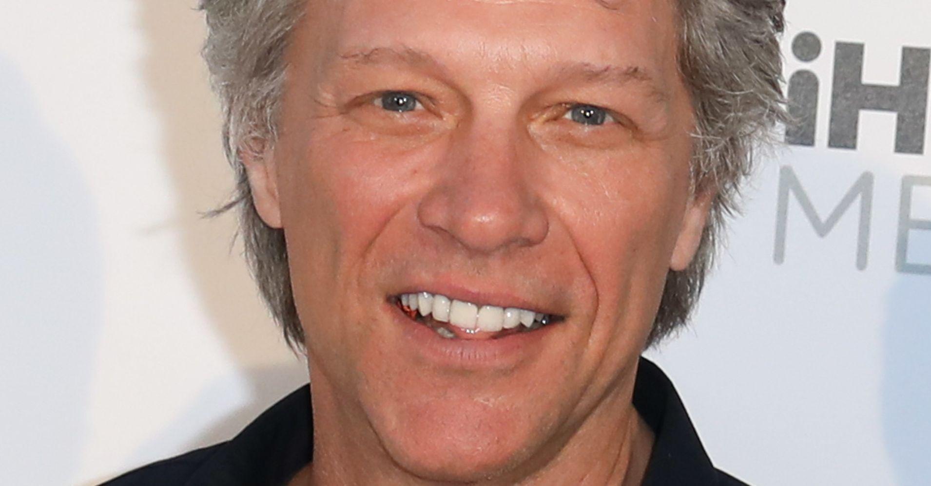 Jon Bon Jovi Says Kardashians Are A Family That 'Made A Porno' And 'Got Famous'