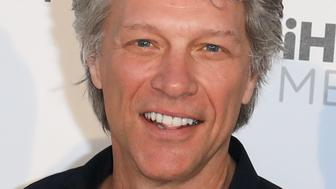 CAP D'ANTIBES, FRANCE - JUNE 19: Jon Bon Jovi poses before performing at a VIP dinner party hosted by iHeartMedia and MediaLink during the Cannes Lions Festival of Creativity at Hotel du Cap-Eden-Roc on June 19, 2018 in Cap d'Antibes, France. (Photo by Tony Barson/Getty Images for iHeartMedia)