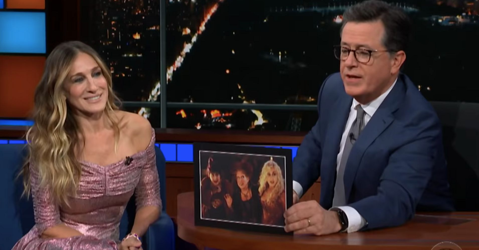 Sarah Jessica Parker's Favorite Memory From 'Hocus Pocus' Will Surprise You