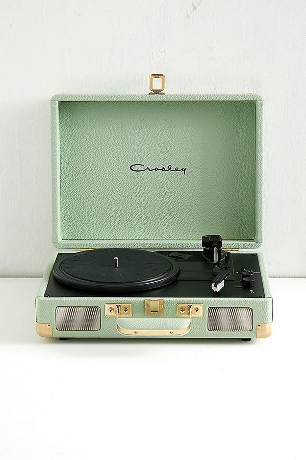 7 retro record players that will get you in the groove. Black Bedroom Furniture Sets. Home Design Ideas