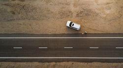 Ψάχνοντας οδική βοήθεια Δευτέρα πρωί, στον δρόμο για το