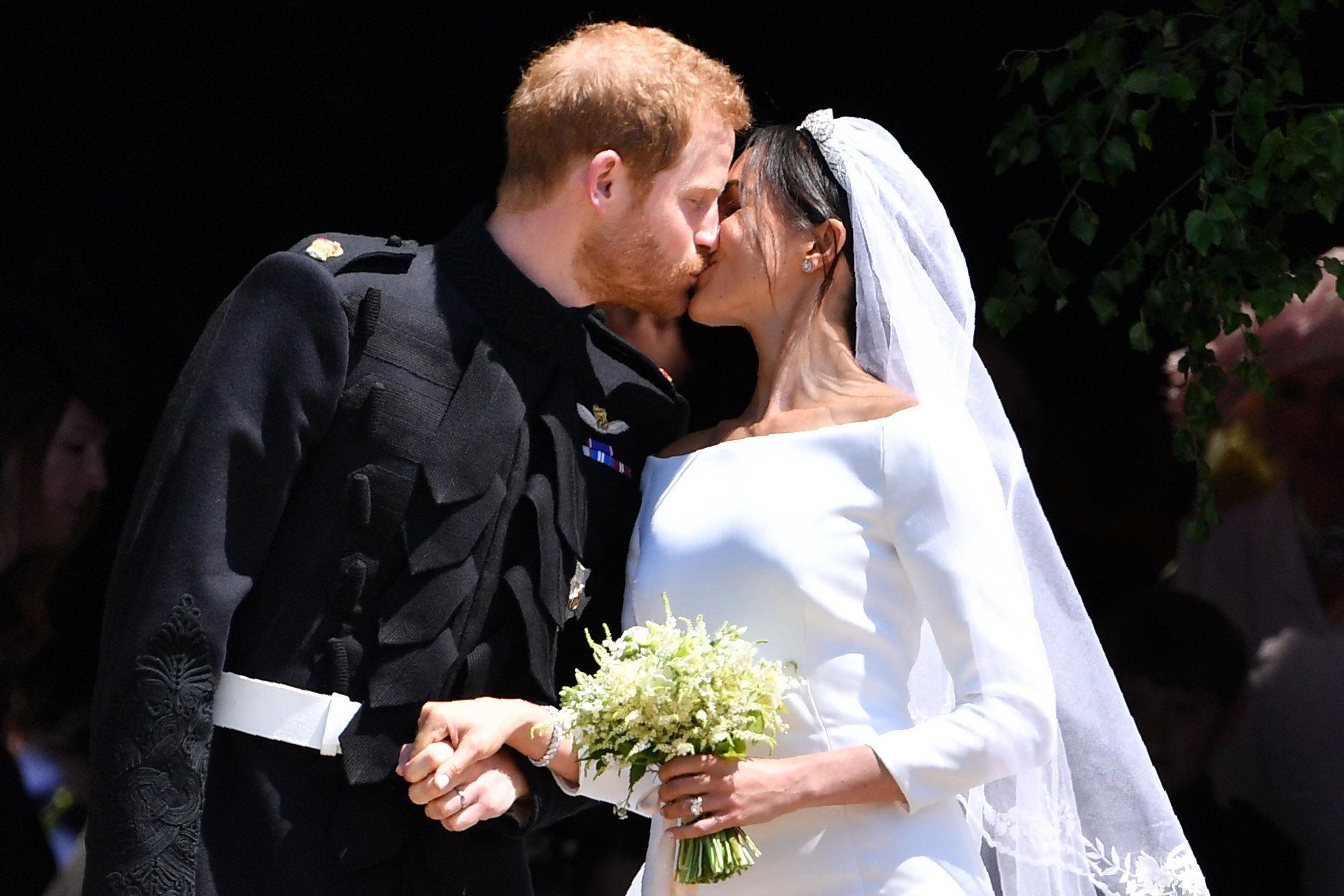 Prince Harry Reveals What Nearly 'Ruined' His Wedding Gesture To Meghan