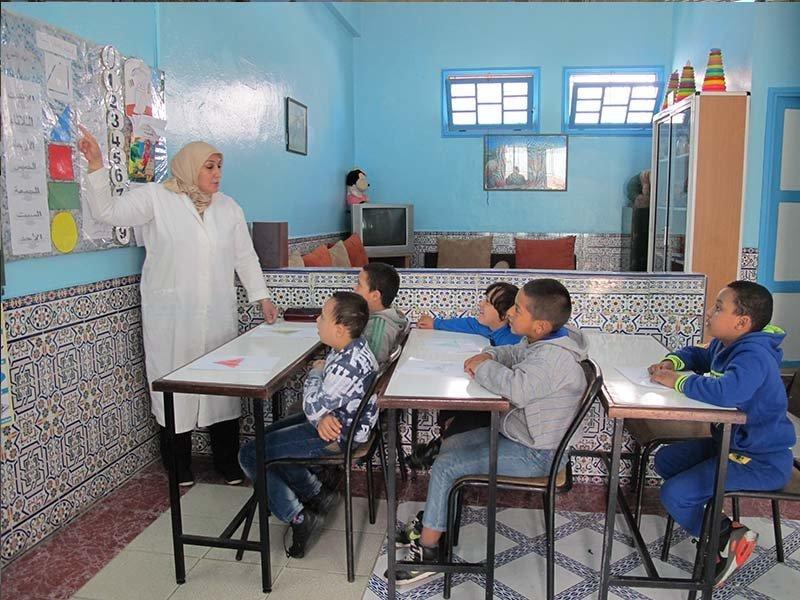 Plus de 97 millions DH mobilisés pour la scolarisation des enfants en situation d'handicap en