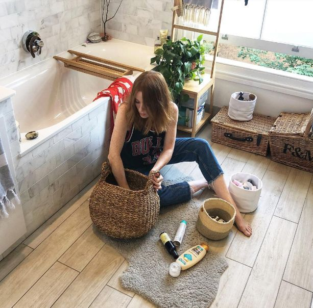 Angela Scanlon: 'A Two-Hour Bath Gives Me Permission To Pause And Manage My