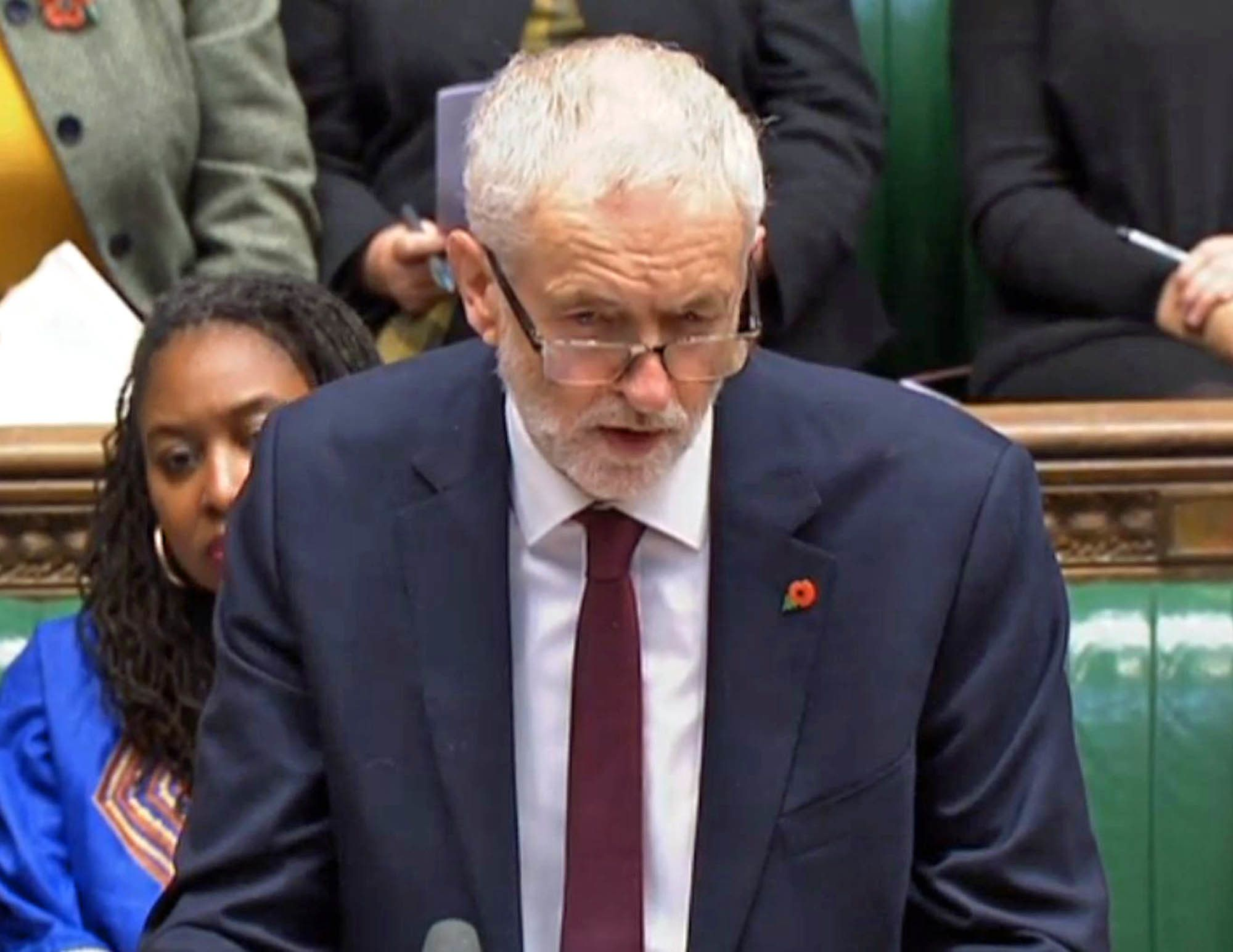 Corbyn Promises To End Tory Benefits Freeze With Rises In Line With