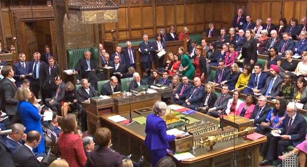 Theresa May must get her Brexit deal through the Commons on what may be a knife-edge