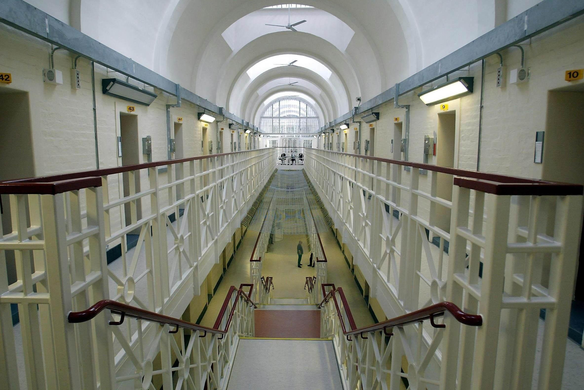 Government Failing Prisoners Who Live In 'Unsafe And Unsanitary' Conditions, Say
