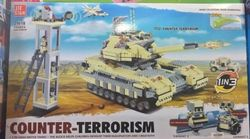 «Αντι-τρομοκρατικό» παιχνίδι που σπέρνει την τρομοκρατία στα