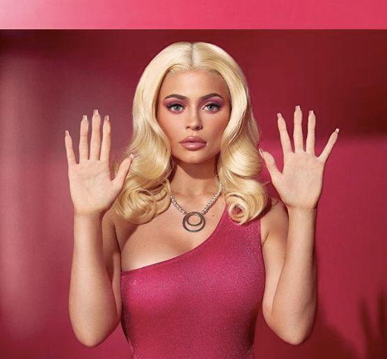 Kylie Jenner's Custom Barbie Costume Wins