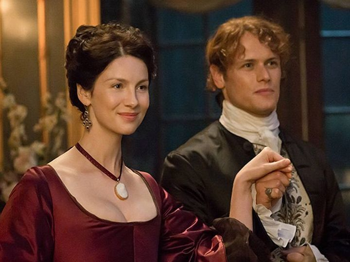 "What fans almost always make clear is that ""Outlander"" is fulfilling desires that pornography and other nudity-pr"