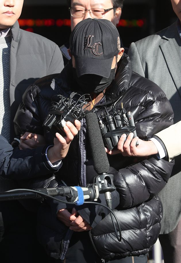 25년간 폭력 저지르고 결국 前 부인 살해한 김모씨가 취재진에게 남긴