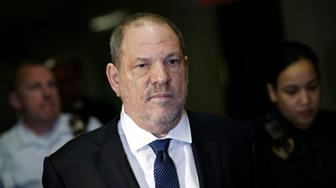 FILE - In this Oct. 11, 2018 file photo, Harvey Weinstein enters State Supreme Court in New York. Weinstein was accused in a civil court filing Wednesday, Oct. 31, of forcing a 16-year-old Polish model to touch his penis, subjecting her to years of harassment and emotional abuse and blocking her from a successful acting career as payback for refusing his advances. (AP Photo/Mark Lennihan, File)