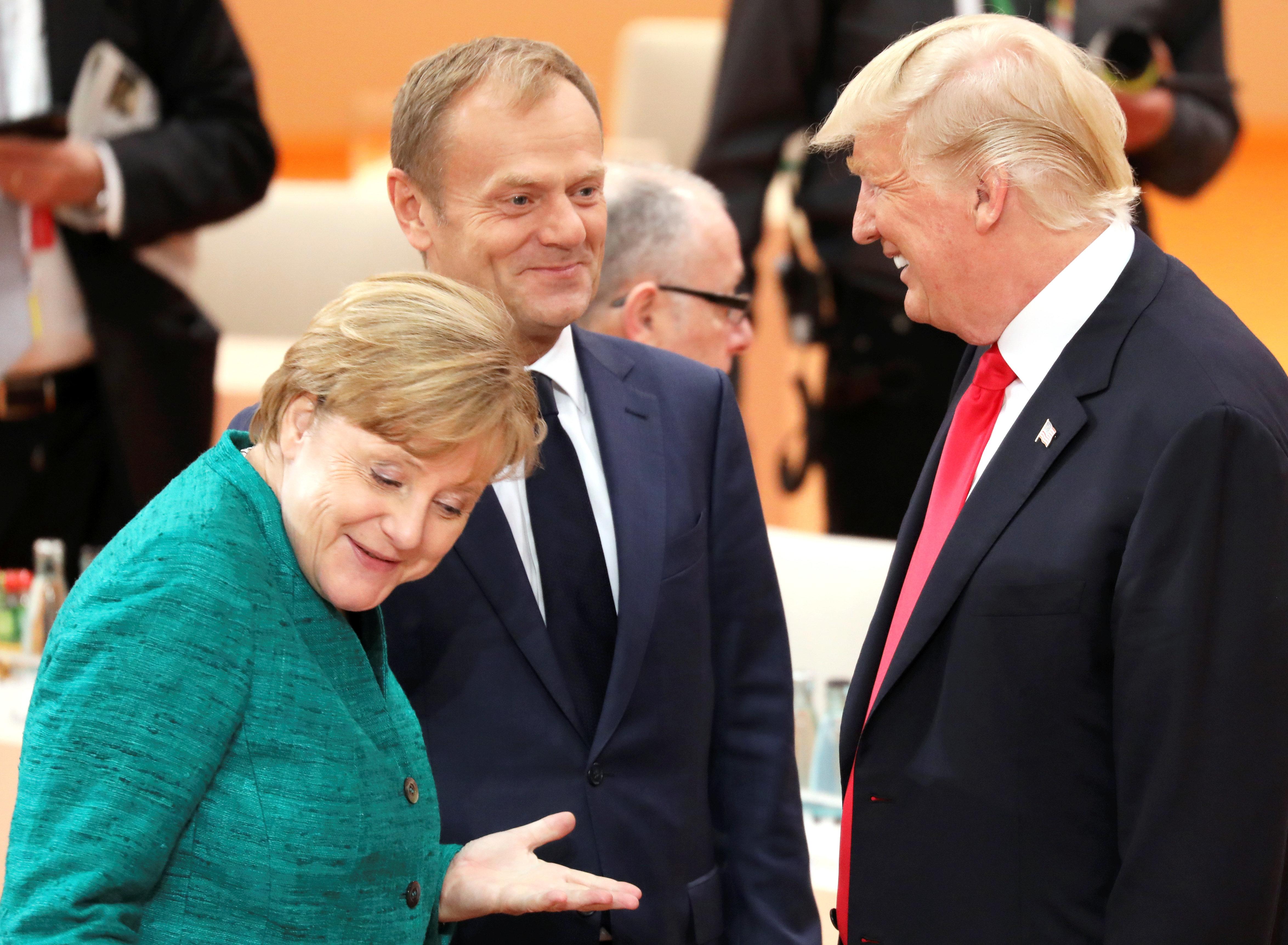Merkel als lahme Ente in Europa und der Welt: Wer sie schon vermisst, wer
