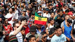 멕시코 대법원이 오락용 마리화나 금지는 위헌이라고