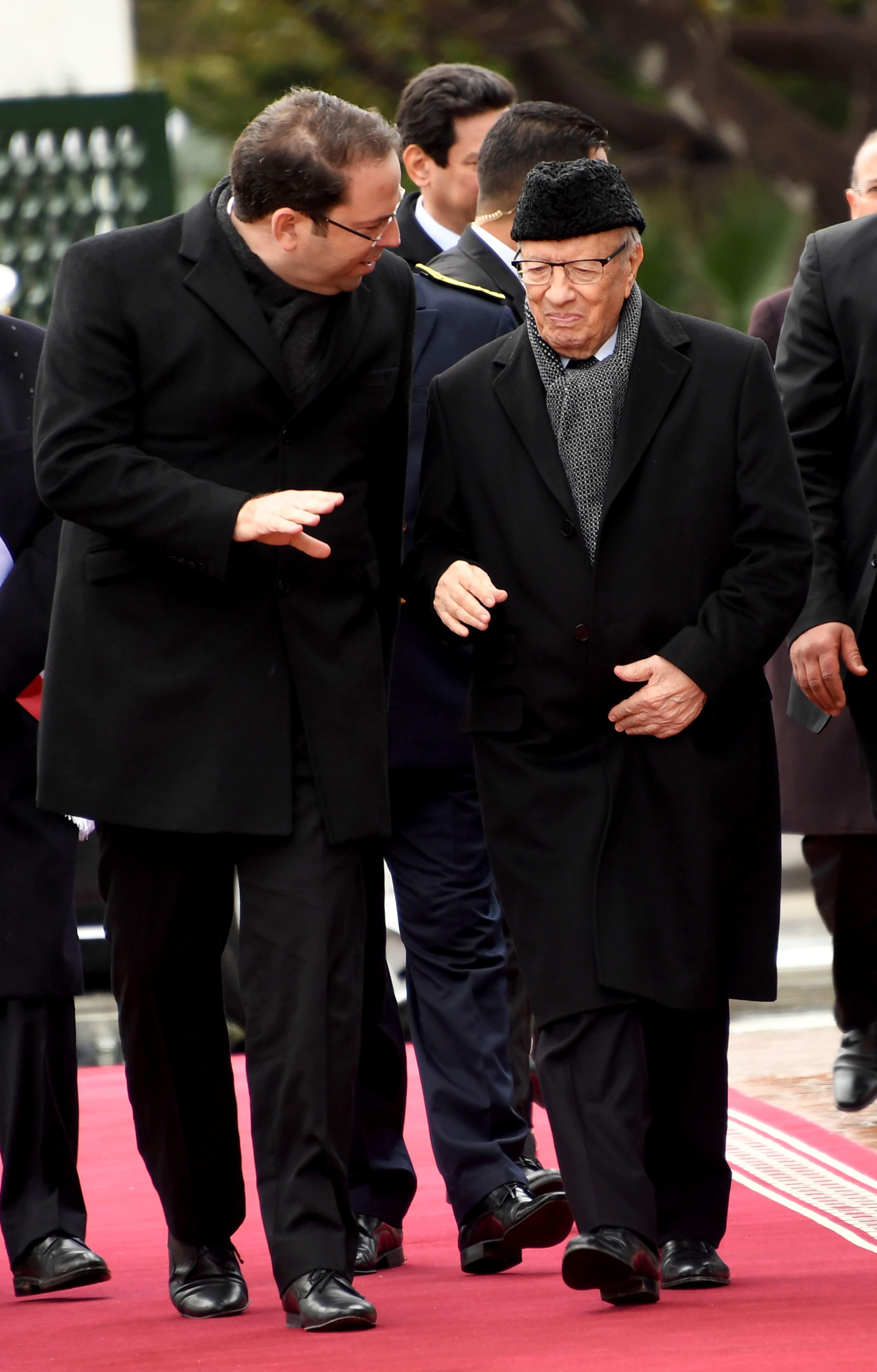 Béji Caid Essebsi à la DW Arabic: