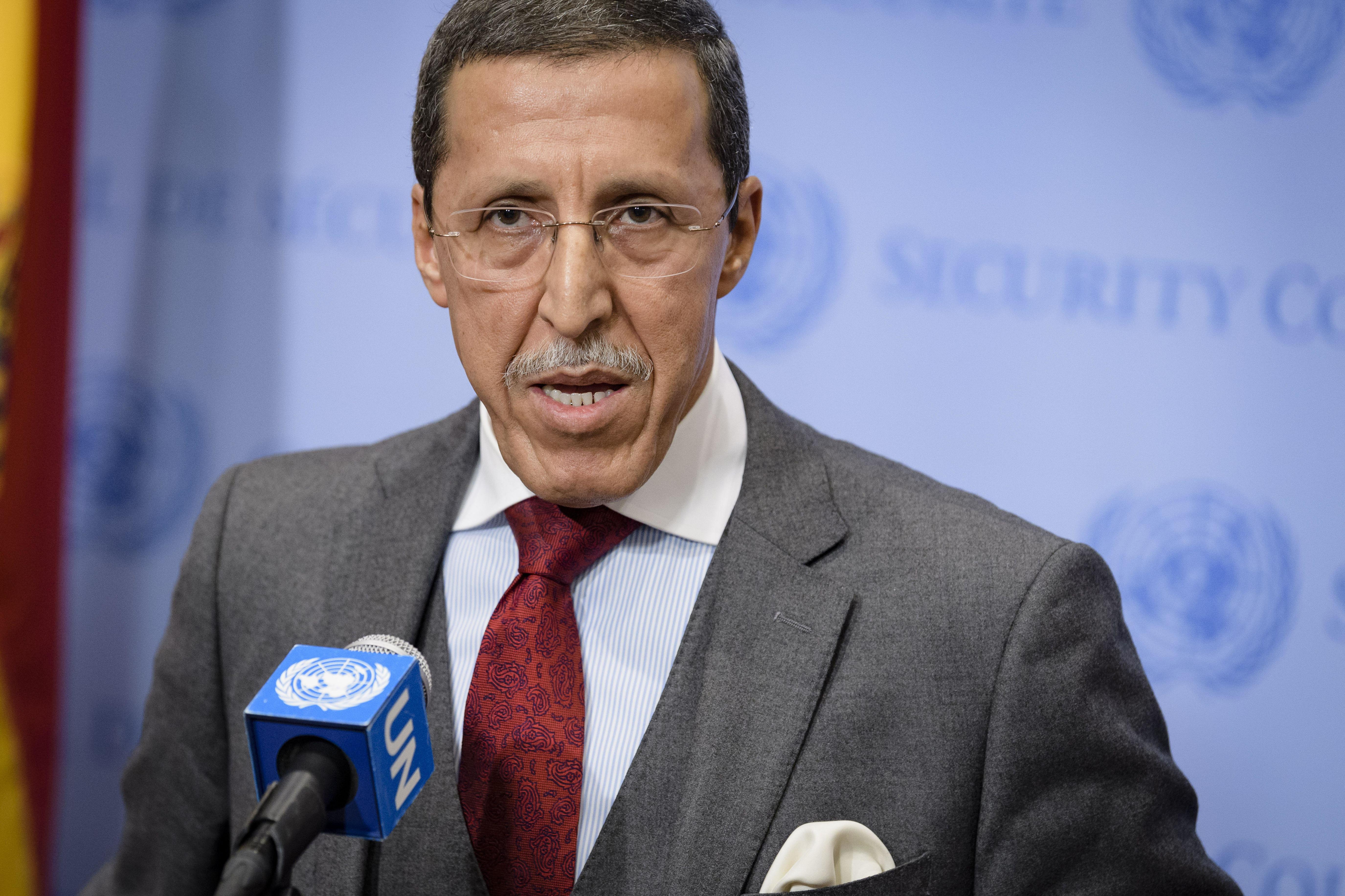 """Sahara: La résolution 2440 """"consacre, pour la première fois, l'Algérie comme partie principale dans le processus"""