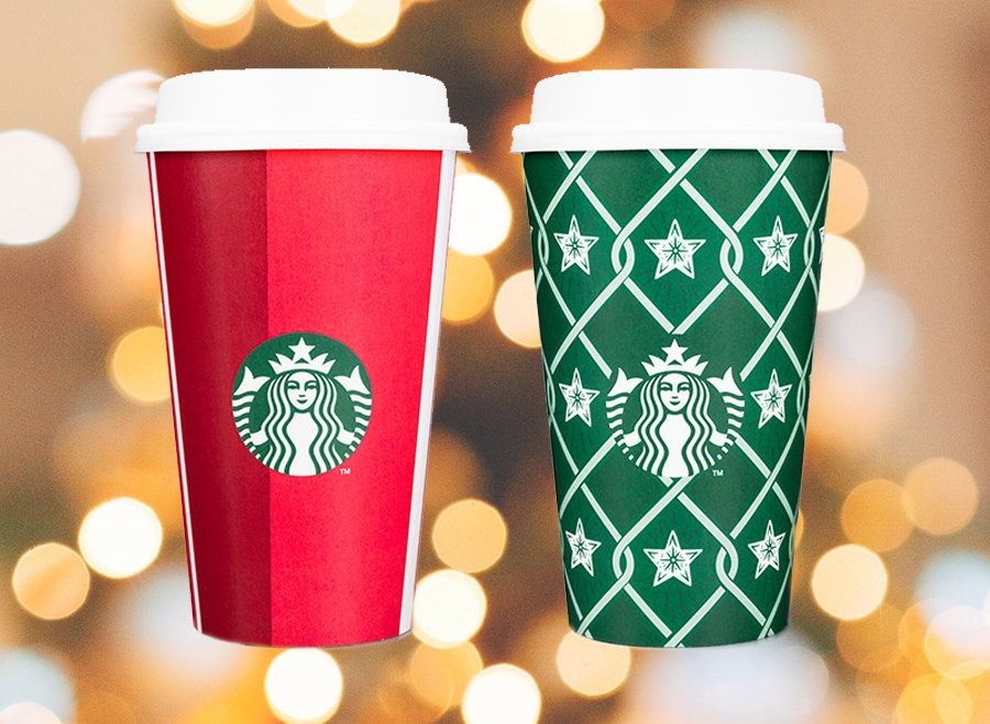 We Tried Starbucks' Three New Christmas Drink