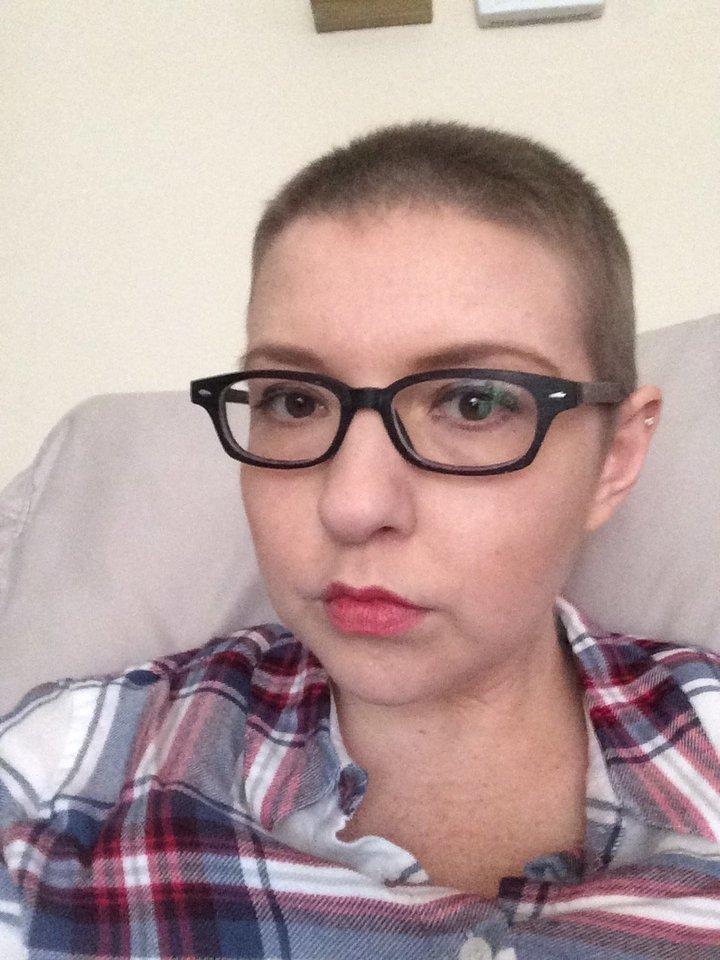 Brustkrebs: Niemand sagt dir, wie es wirklich ist, den Krebs zu