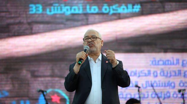 Selon Rached Ghannouchi, ses propos sur l'assassinat de Jamal Khashoggi ont été