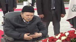 Le président Bouteflika se recueille à la mémoire des martyrs de la Guerre de libération