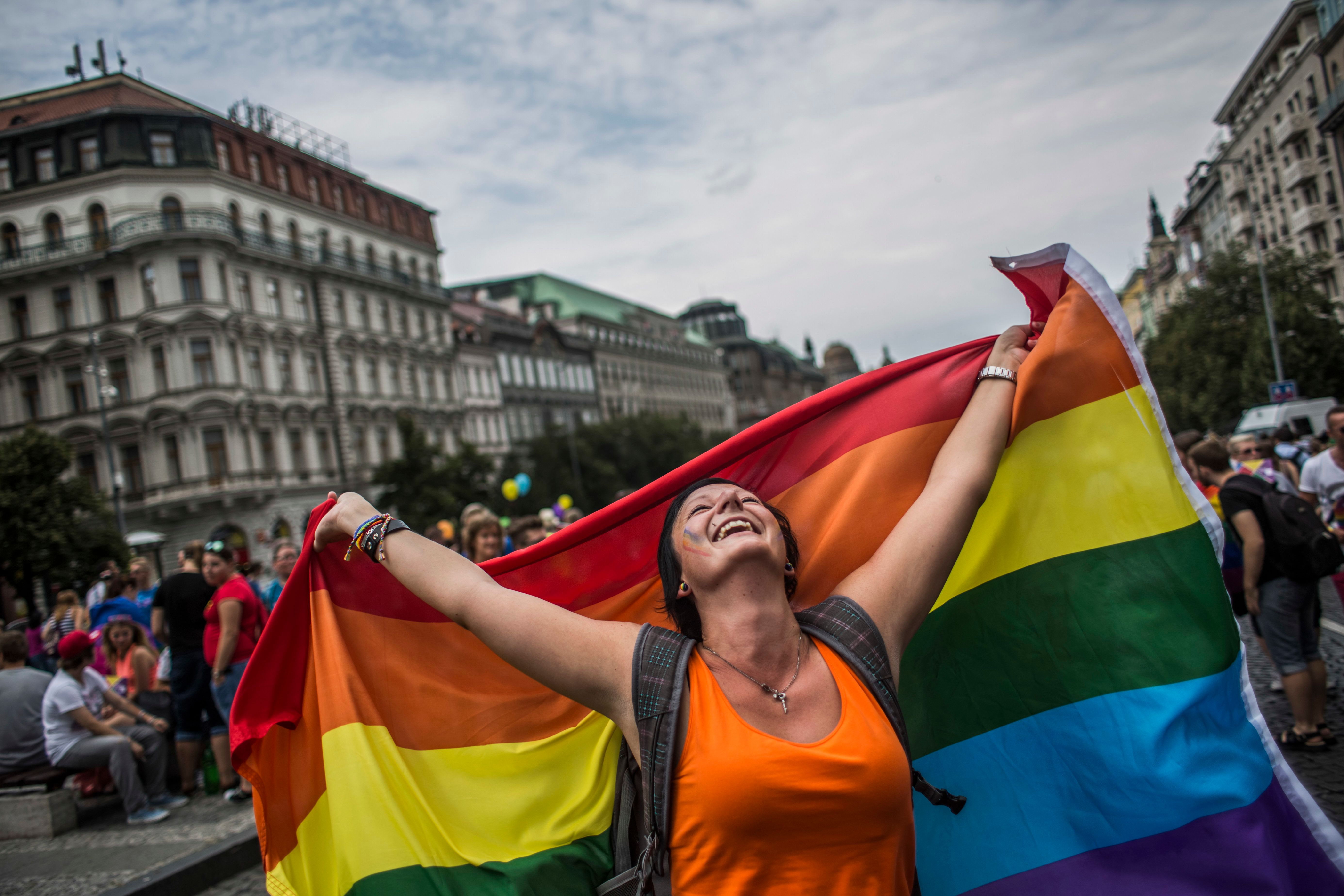 In 2006, the Czech Parliament approved a law allowing same-sex partners to live in an officially registered partnership.&nbsp