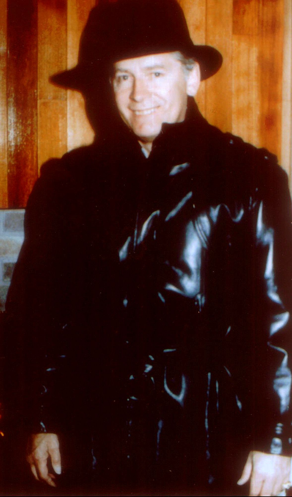 """FILE - This undated file FBI photo found in Boston during an evidence search and released Dec. 30, 1998, shows James """"Whitey"""" Bulger. Officials with the Federal Bureau of Prisons said Bulger died Tuesday, Oct. 30, 2018, in a West Virginia prison after being sentenced in 2013 in Boston to spend the rest of his life in prison. (FBI via AP, File)"""