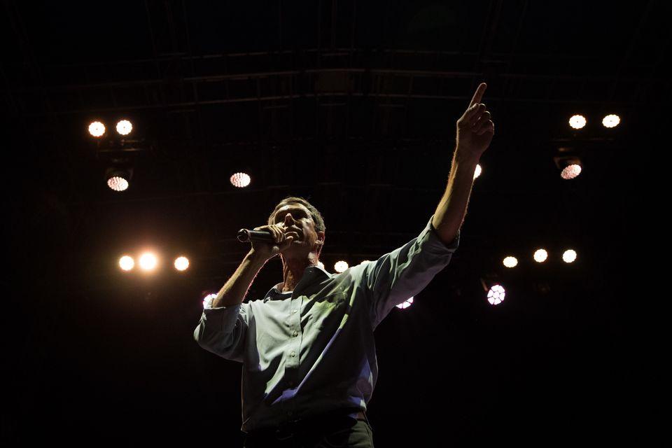 Beto O'Rourke, der junge Hoffnungsträger der Demokraten in