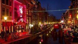 Αμστερνταμ: «Κόκκινη συνοικία» χωρίς ιερόδουλες σχεδιάζει η πρώτη γυναίκα
