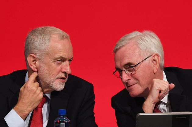 Several Labour MPs have rebelled against Jeremy Corbyn and John McDonnell over their controversial decision to abstain from the vote on income tax