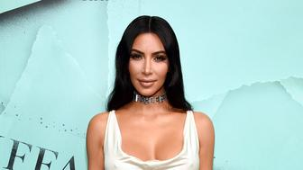 Kim Kardashian West attends the Tiffany & Co. 2018 Blue Book Collection: The Four Seasons of Tiffany celebration at Studio 525 on Tuesday, Oct. 9, 2018, in New York. (Photo by Evan Agostini/Invision/AP)