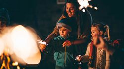5 Golden Rules To Keep Your Kids Safe Around Fireworks On Bonfire