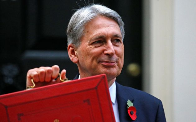 Philip Hammond rose both the tax-free personal allowance and the higher-rate tax threshold in the Autumn Budget