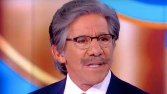 Geraldo Rivera on The View
