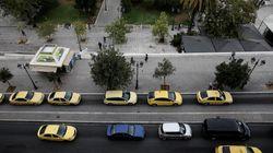 Στάση εργασίας των ταξί στις 8