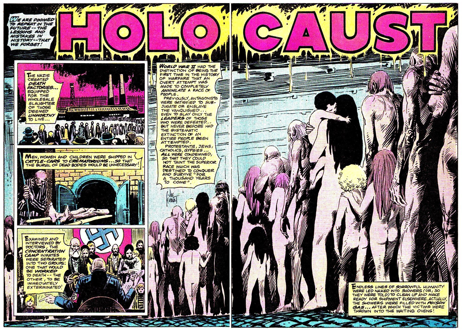"""Holocaust 1,"" fromApril 1981"