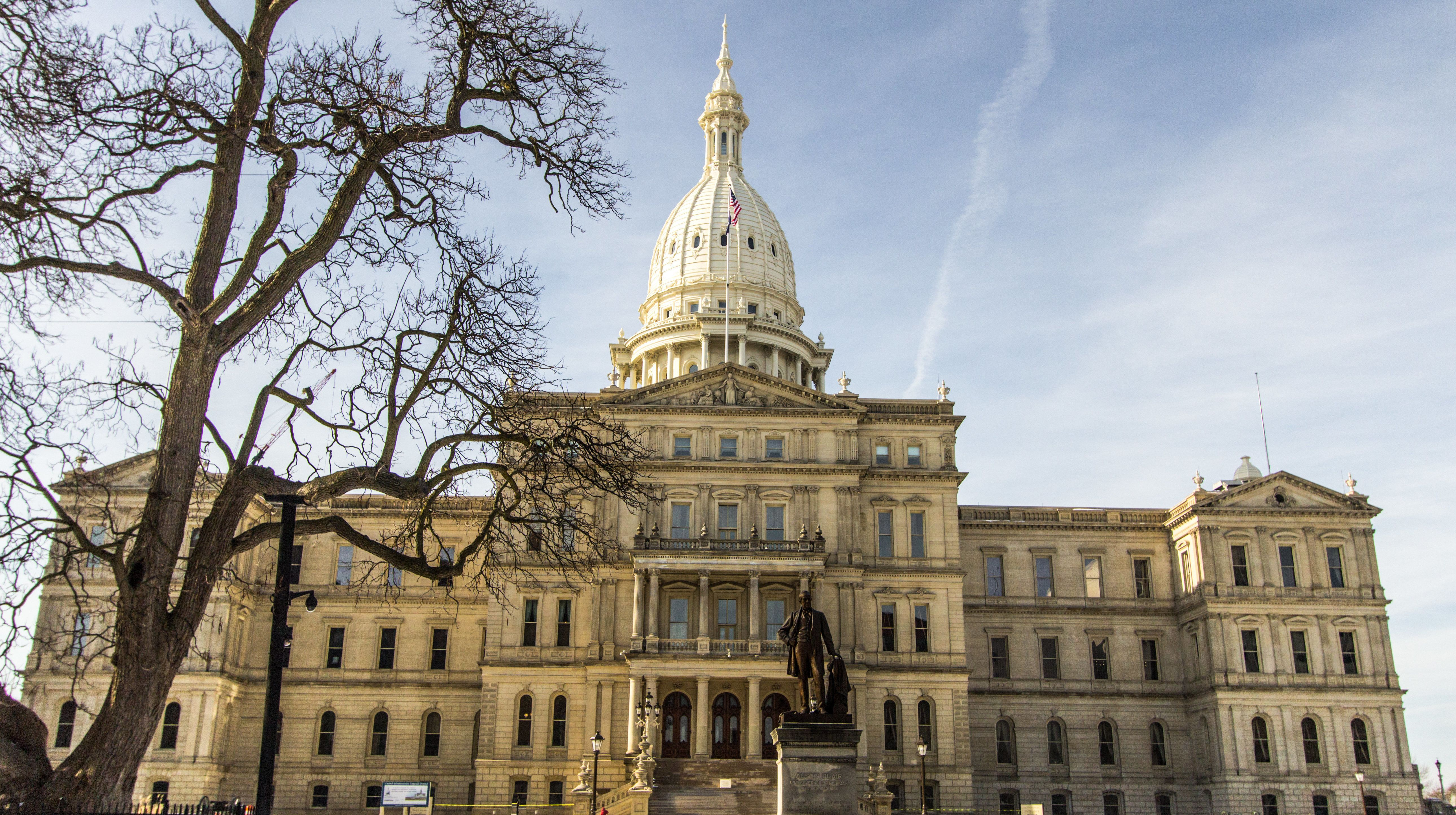 A conservative Michigan group filed a lawsuit this week to block a November