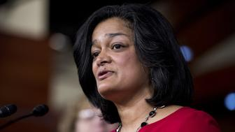 Rep. Pramila Jayapal is skipping Trump's State of the Union as means of protesting against a president she sees as a president fueling racism and sexism.