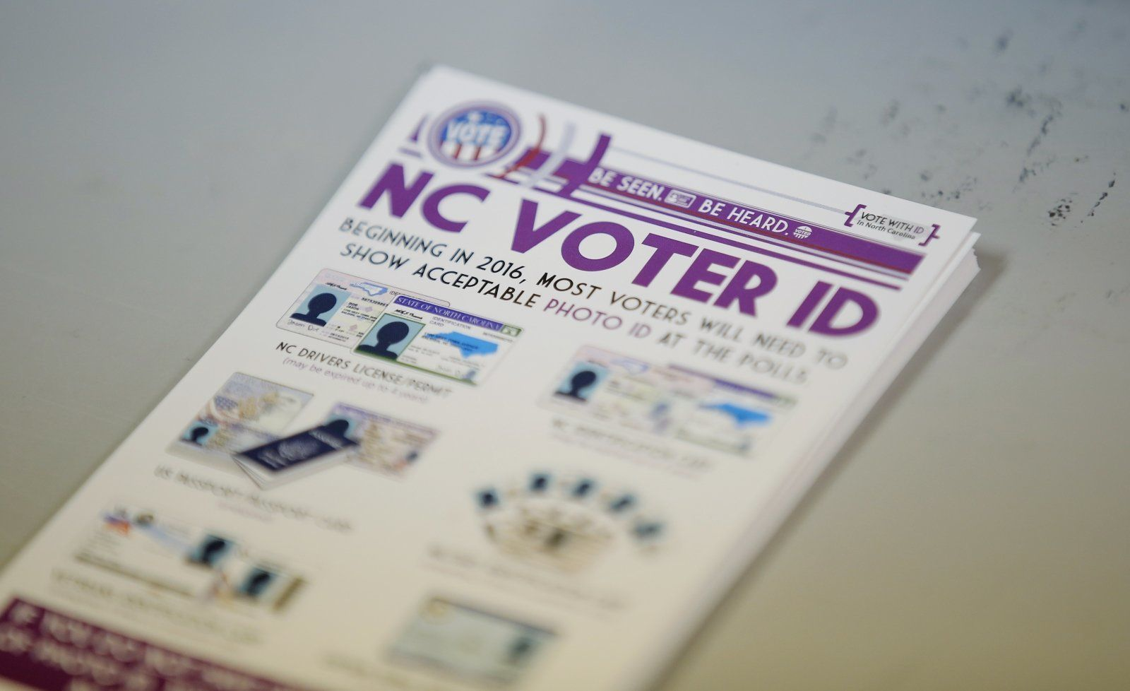 US Supreme Court declines to reinstate strict North Carolina voter ID law