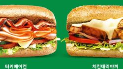 오늘(2일) 서브웨이에서 샌드위치를 한 개 더 받을 수 있는