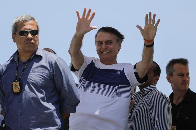 브라질 극우 새 대통령이 이스라엘 대사관을 예루살렘으로 이전한다고