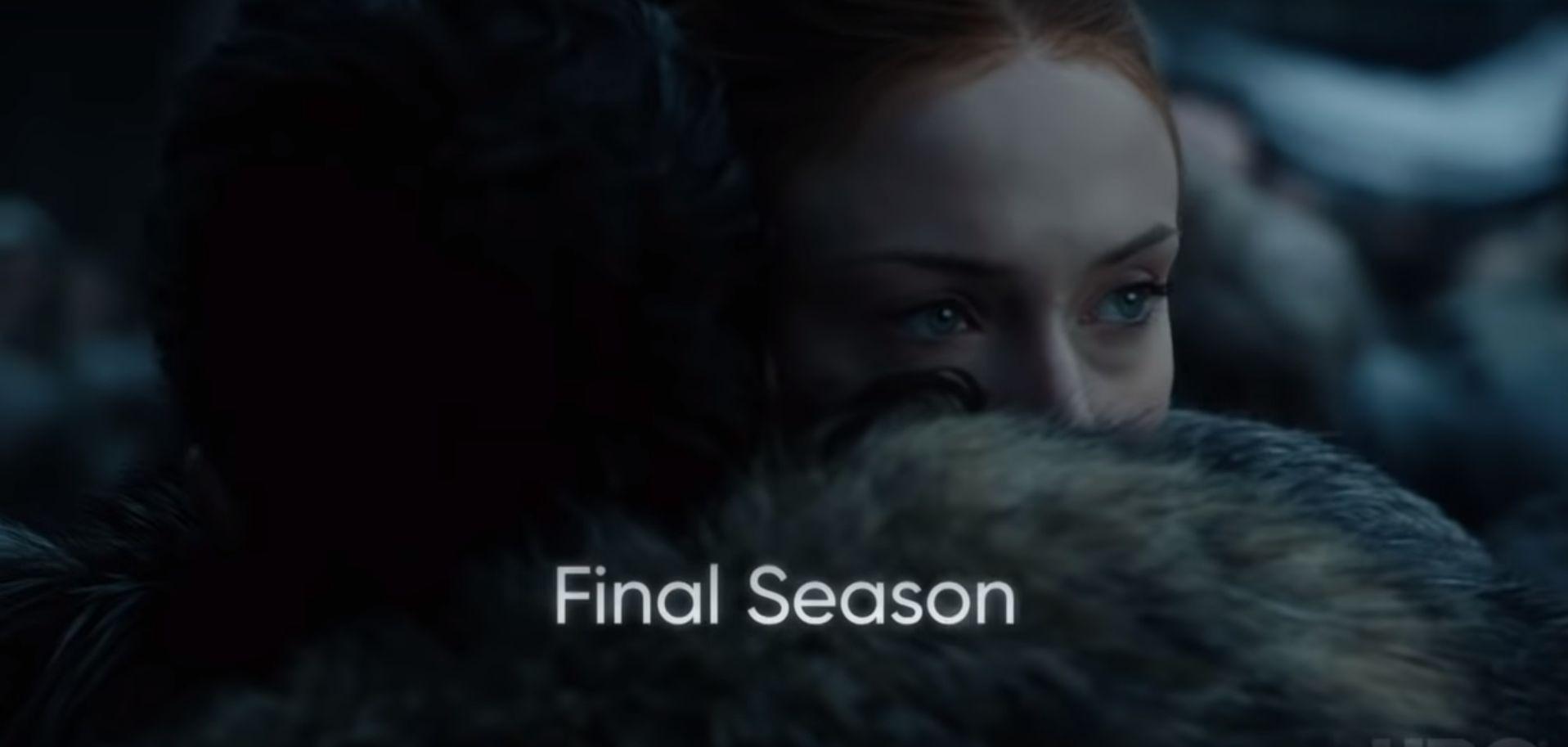 '왕좌의 게임' 마지막 시즌에 대한 힌트가