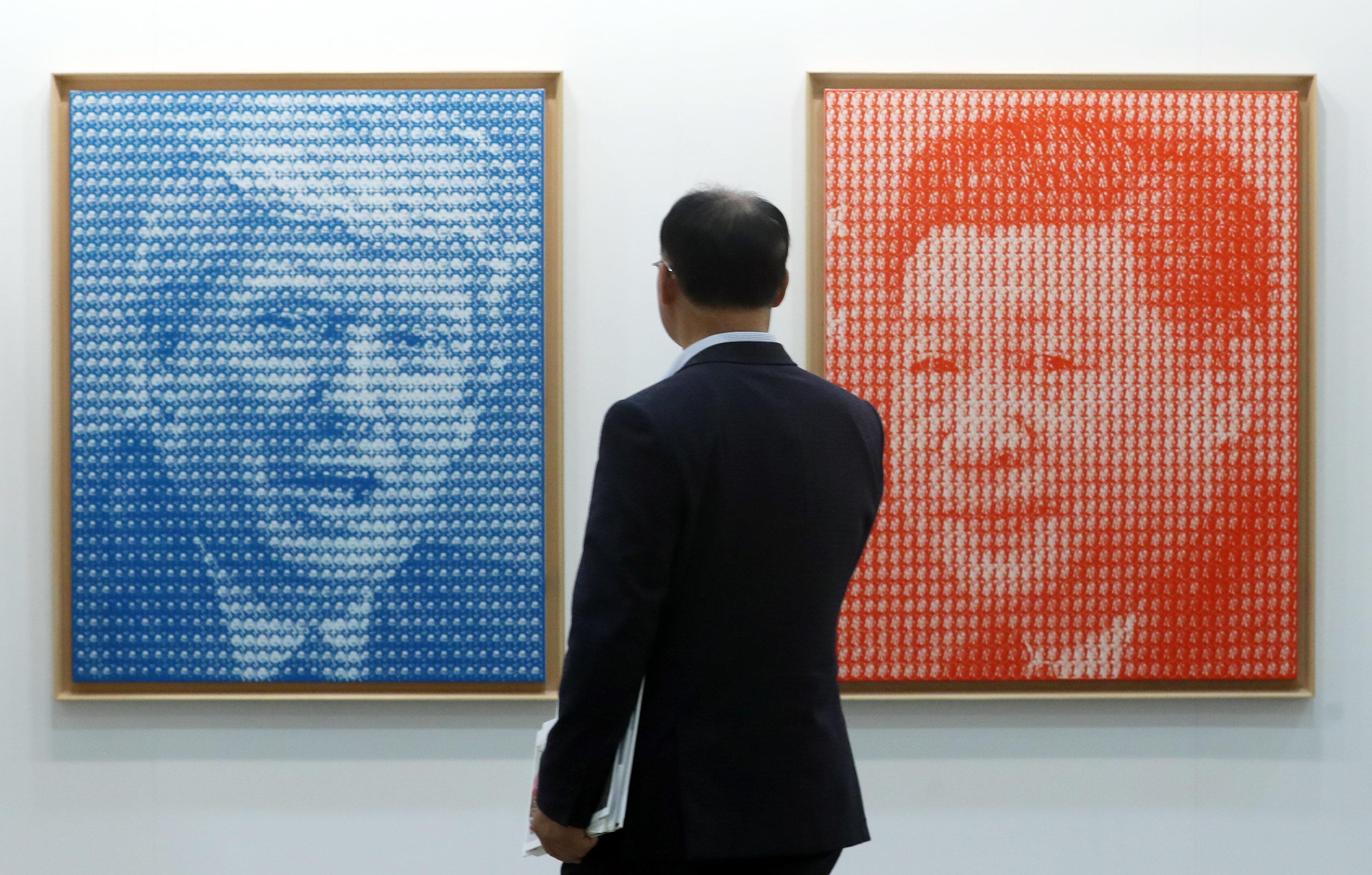 시진핑과 트럼프가 오랜 무역분쟁을 끝내려는 것