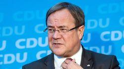 Rennen um Merkel-Nachfolge: CDU-Vize Laschet warnt vor Rechtsruck seiner